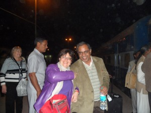 The guy because of whom I finally visited India, Dr. Surendra Pathak