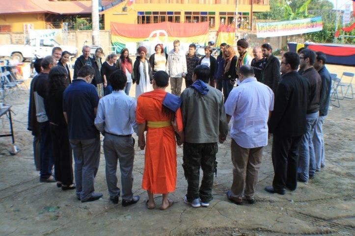 prayer circle