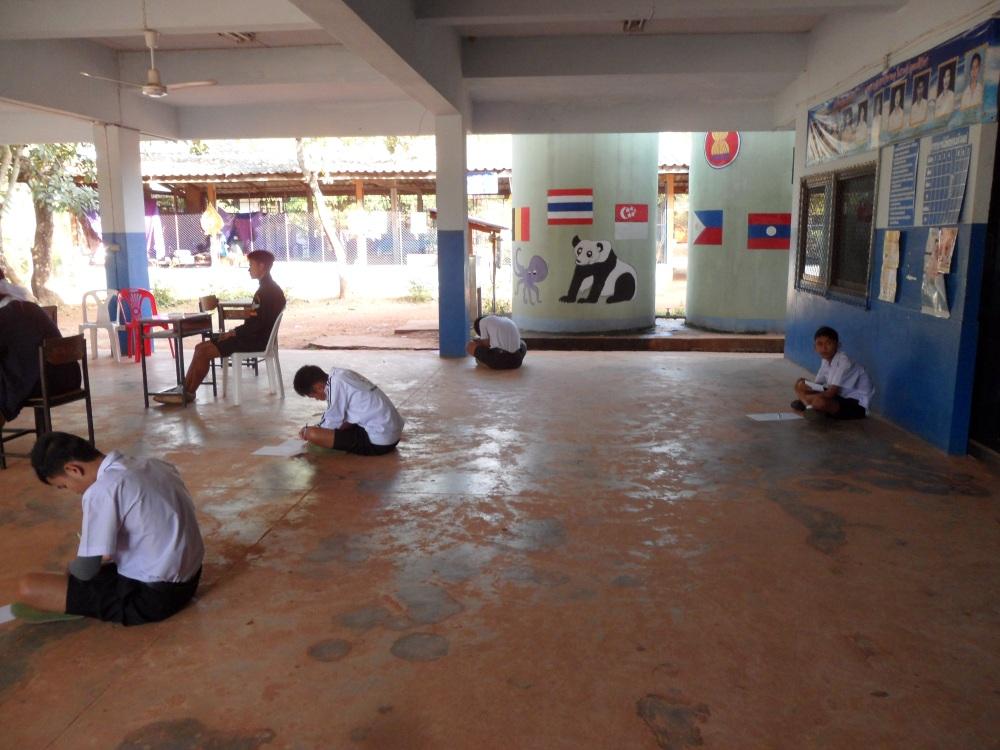 My School in the Rice Fields (1/6)