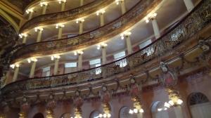 Teatro Amazonas, détail