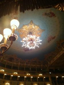 Plafond de la Fenice ©DRM