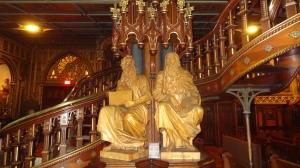 les prophètes de la basilique