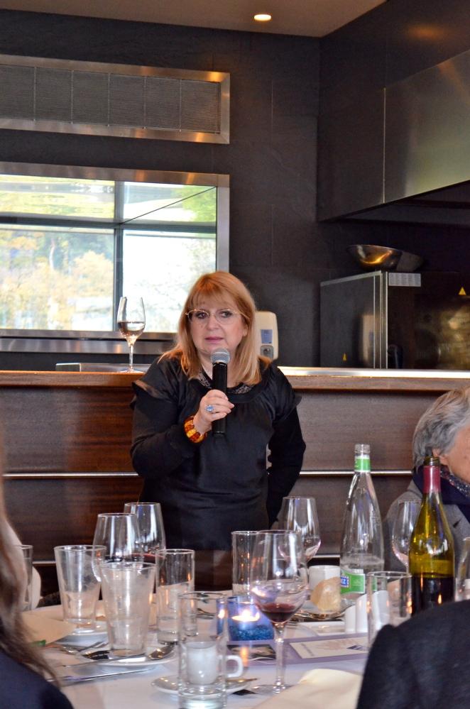 La rédactrice en chef de Marianne à Genève pour JCall Switzerland (3/6)