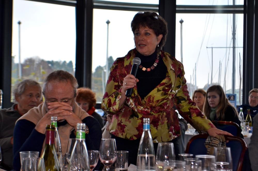 La rédactrice en chef de Marianne à Genève pour JCall Switzerland (4/6)