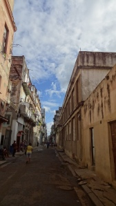 petites rues de la havane