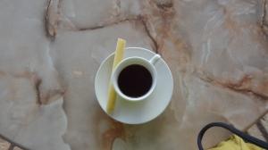 super photo café et canne à sucre