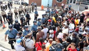 Ferguson-Standoff