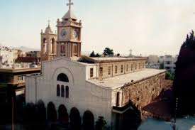 syrian church