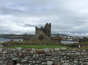 Peel Castle, superbe site où se côtoient les civilisations et les siècles