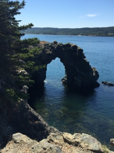 Grand Manan's Hole in the Wall